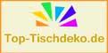 top-tischdeko.de -> Servietten, Tischdekoration, Tischdecken, Taschentücher, Toilettenpapier, Einweggeschirr-Logo