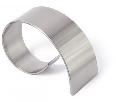 Serviettenring Edelstahl Edelstahlring Offen Steel Ring Open Www
